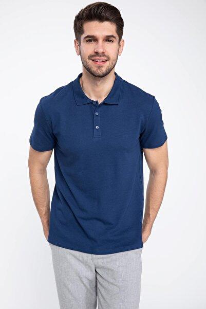 Erkek Basic Polo T-shirt J9905AZ.19SP.IN131