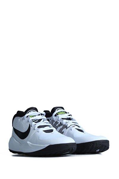 Nike Unisex Beyaz Günlük Spor Ayakkabı Aq4224-100