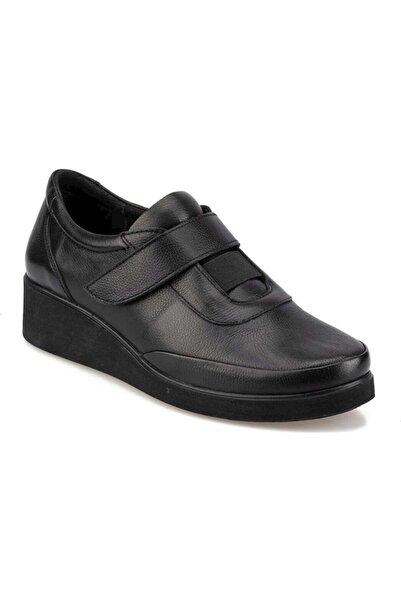 Polaris 5 Nokta 92.101038.Z Siyah Kadın Comfort Ayakkabı 100573779