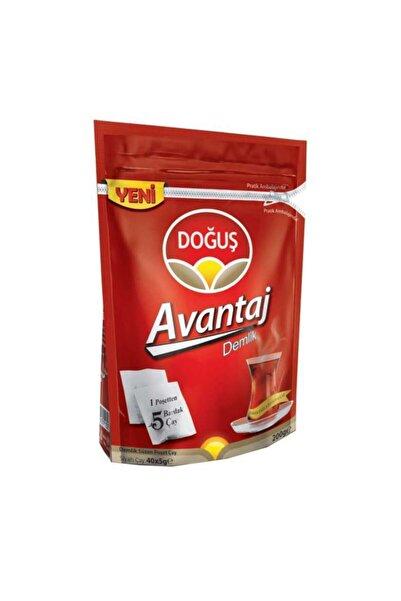 Doğuş Doğuş Demlik Poşet Çay Avntaj Paket 40'lı 200 G
