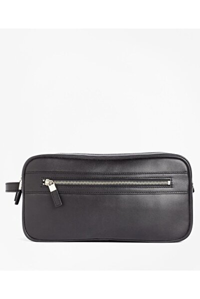 BROOKS BROTHERS Slg Leather Trvl Kıt Blk