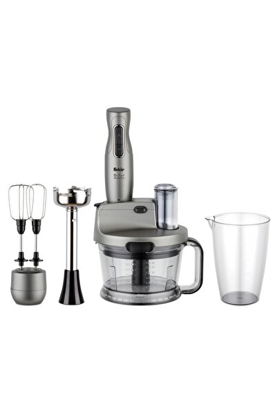 Fakir Mr Chef Quadro 1000 W Blender Seti Anthracite