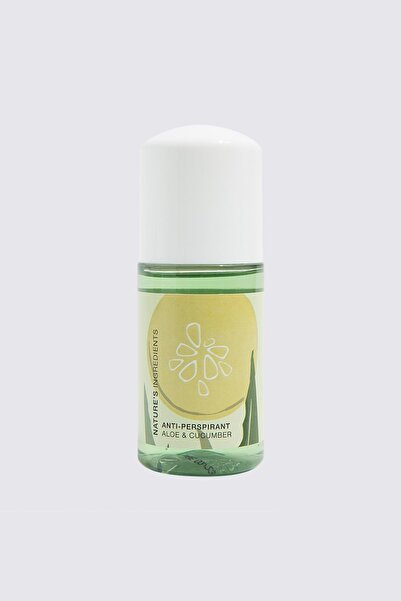Marks & Spencer Aloe Vera ve Salatalık Özlü Roll On Deodorant