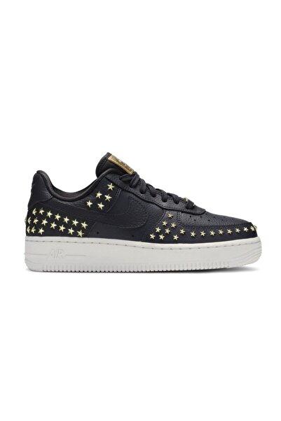 Nike Kadın Siyah Air Force 1 '07 Xx Sneaker Ayakkabı Ar0639-001