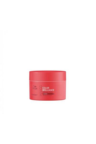Wella Invigo Color Brilliance Renk Canlılığını Arttırarak Yoğun Bakım Maskesi 150 ml