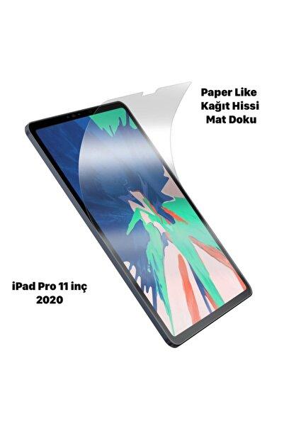 KIZILKAYA Baseus Ipad Pro 11 Inç 0.15mm 2020 & 2018 Mat Paper Like Kağıt Hissi Film Pet Ekran Koruyucu