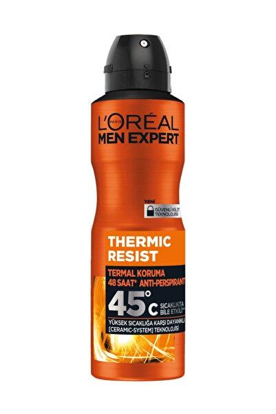 L'Oreal Paris Men Thermic Resist Sprey Deodorant 150 Ml
