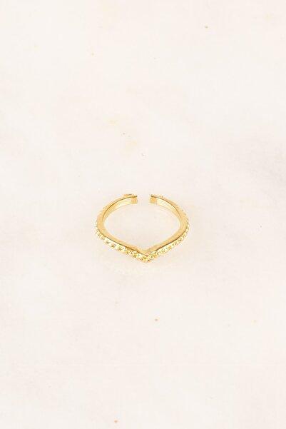 Soa Jewellery Minimal Ayarlanabilir Yüzük