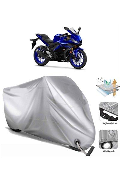 CoverPlus Yamaha Yzf R25 Abs Motosiklet Brandası (bağlantı Ve Kilit Uyumlu)