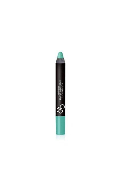 Golden Rose Suya Dayanıklı Kalem Far - Eyeshadow Crayon Waterproof No:09 1 Alana 1 Bedava