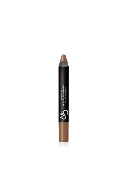 Golden Rose Suya Dayanıklı Kalem Far - Eyeshadow Crayon Waterproof No:14 1 Alana 1 Bedava