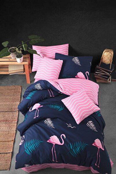 Nakkısh Flamingo Tek Kişilik Nevresim Takımı