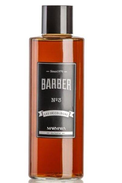 Barber Eau De Cologne No.3 Kolonya Cam Şişe 250 ml