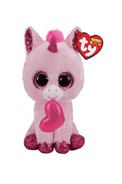 TY Beanie Boos Kalpli Unicorn Peluş Darling 15 cm