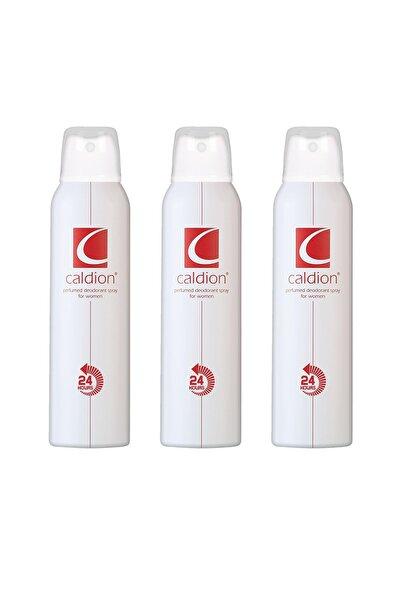 Caldion Erkek Deodorant 150 ml X 3 Adet