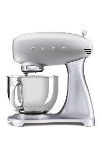 SMEG Smf02sveu Retro Silver 800 Watt 4.8 lt Stand Mikseri
