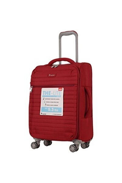 IT LUGGAGE Kırmızı Orta Boy Valiz