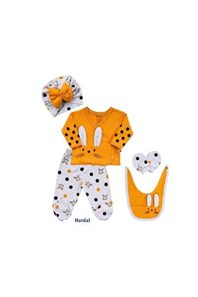 Miniworld Bebek Sarı Tavşanlı Takım