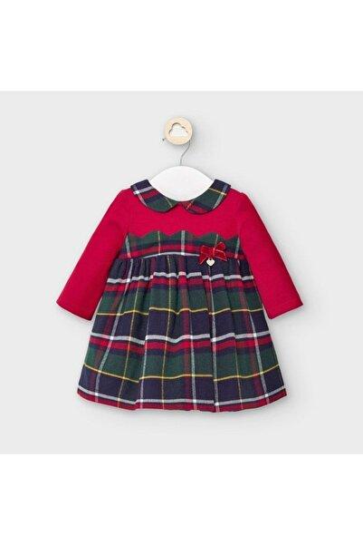 MAYORAL Kız Bebek Kırmızı Elbise
