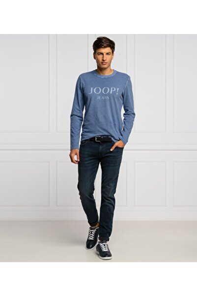 Joop Erkek Lacivert Slim Fit Denim Pantolon