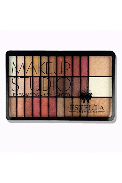 Estella Makeup Studion Far Paleti