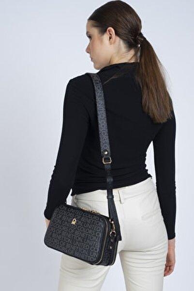 Kadın Siyah Çapraz Çanta Bnt370