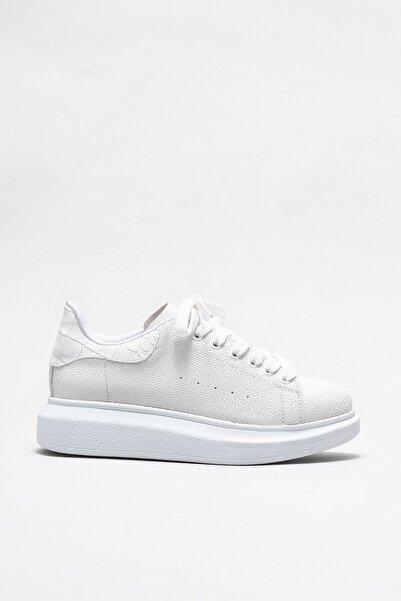 Elle Shoes Kadın Sneaker Zanda-3 20KTR3025