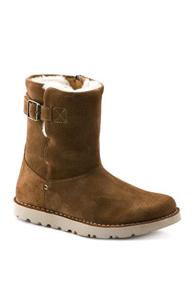 Birkenstock Nut Lammfell Kadın Çizme 2BRKW2015002