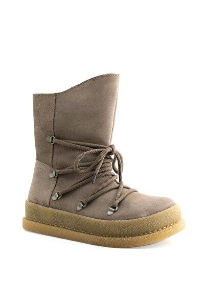 Birkenstock Ması Taupe Çizme