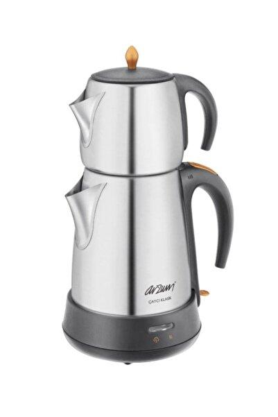 Arzum Ar3004-ınx Çaycı Klasik Çay Makinesi Inox