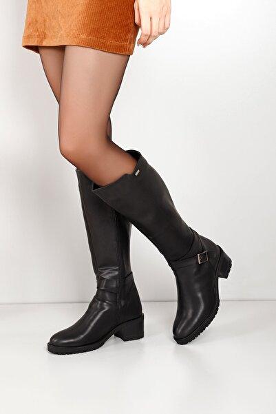 Siyah Kadın Çizme 20575