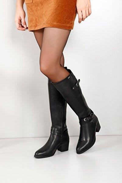 Siyah Kadın  Çizme 20562