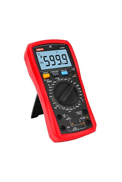 Unit Ut 890c True-rms Dijital Multimetre Ölçü Aleti