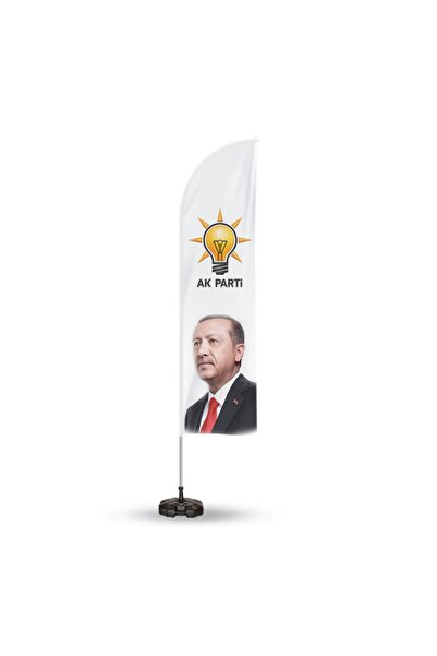 Reklamediyoruz Ak Parti Reklam Yönlendirme Ve Tanıtım Yelken Bayragı Rte