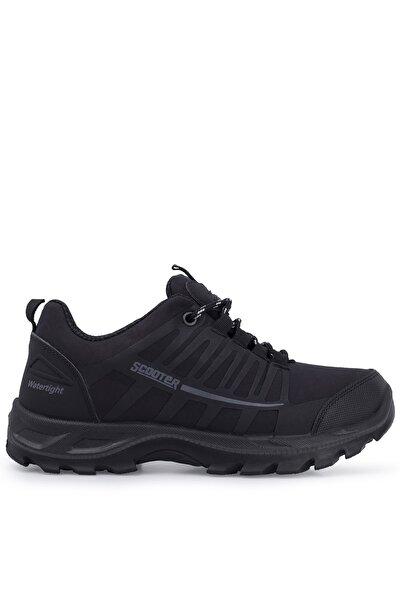Scooter Kadın Siyah Su Geçirmez Kışlık Ayakkabı 516g5232t