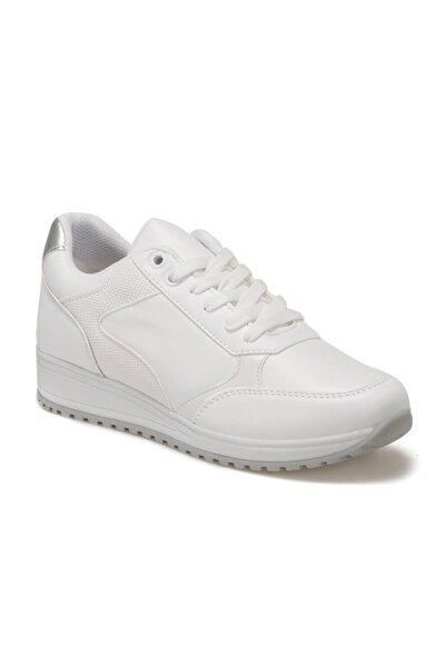 Polaris Kadın  Beyaz Spor Ayakkabı