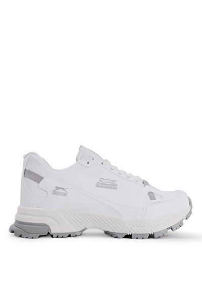 Slazenger Kadın Beyaz Adam I Koşu Ve Yürüyüş Ayakkabı