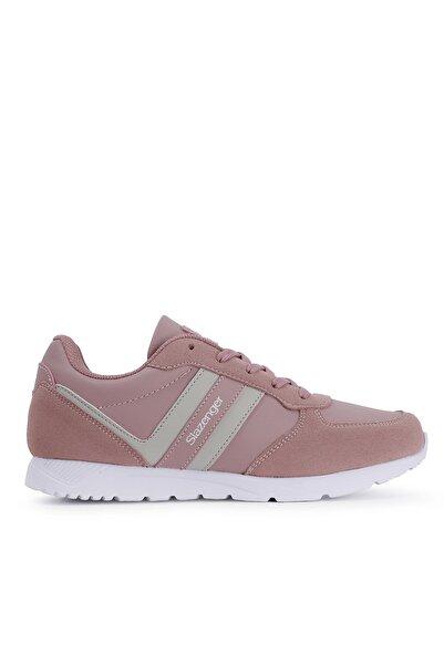 Slazenger Kadın Pembe  Yürüyüş Ayakkabısı