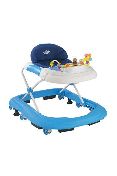 MAYA BABY Baby2go 2083 Happy Lüks Yürüteç Mavi
