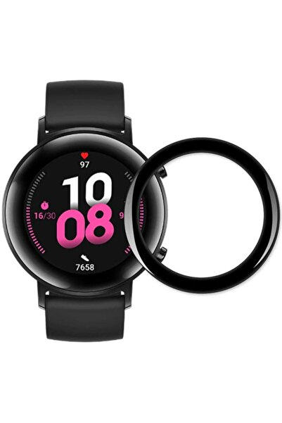 SSMobil Honor Magic Watch 2 (42mm 3d Kavisli Pmma Cam Ekran Koruyucu