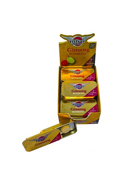 Nitromax 12 Paket 24 Adet Bonbon Kapsül