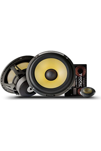 Focal K2power Es165k 16.5 Cm 200 Watt Oto Mid Tiz Takımı
