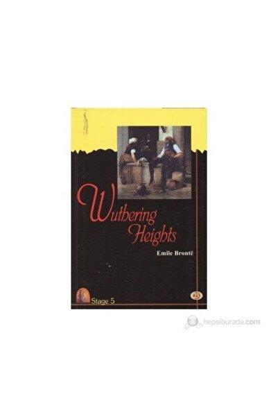 Kapadokya Kitabevi Wuthering Heights | Emily Bronte | Kapadokya Yayınları