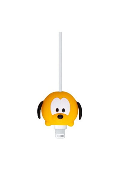 Bilişim Aksesuar Sevimli Şarj Kablosu Koruyucu Pluto