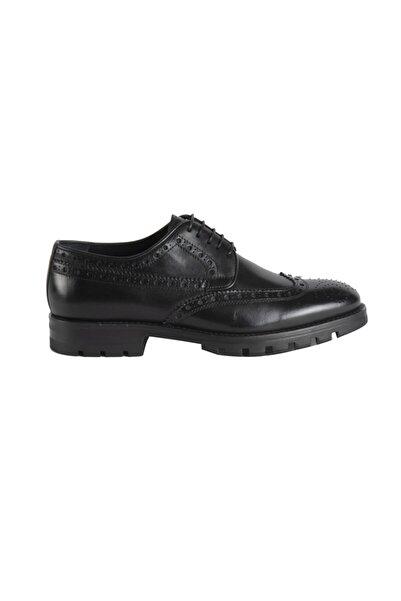 ALBERTO GUARDIANI Erkek Hakiki Deri  Ayakkabı