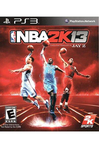 2K Games Nba 2k13 Ps3