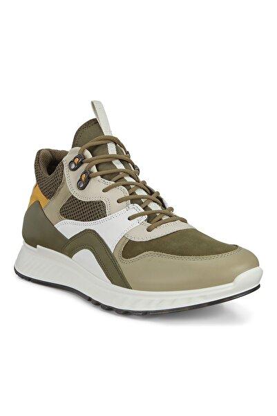 Ecco Erkek Yeşil Bağcıklı Ayakkabı