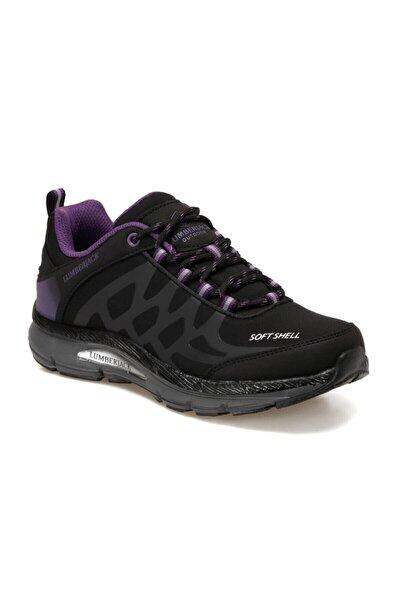 lumberjack Kadın Siyah Outdoor Ayakkabı