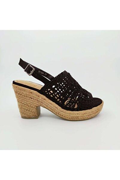 Guja Kadın Siyah Topuklu Ayakkabı 241