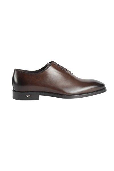 ALBERTO GUARDIANI Erkek Kahverengi Hılton Ayakkabı
